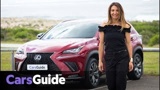 Lexus NX 300 F Sport AWD 2018 review