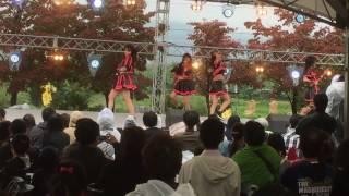 東京女子流(Tokyo Girls' Style ) 加速度 20161008山形県東根市③.