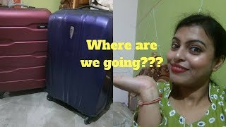 Where are we going???!!! Full Busy Day & Packing || makeUbeautiful