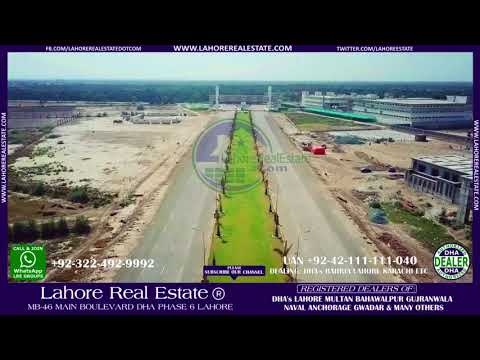 DHA Multan Short Visit Latest Update By Lahore Real Estate (May 2018)