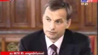 Orbán-Gyurcsány vita 2005 (1.rész)