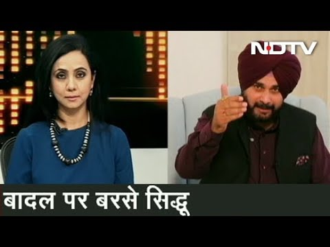 Ranneeti: Sidhu to NDTV on Kartarpur Sahib Corridor, Hugging Pak Army Chief