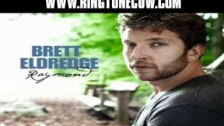Brett Eldredge - Raymond [ New Video + Lyrics + Download ]
