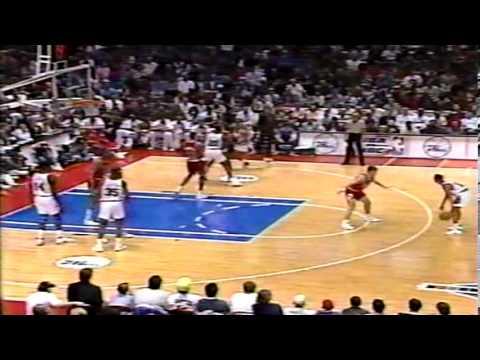 1991-92 Bulls vs. Sixers (2/8)