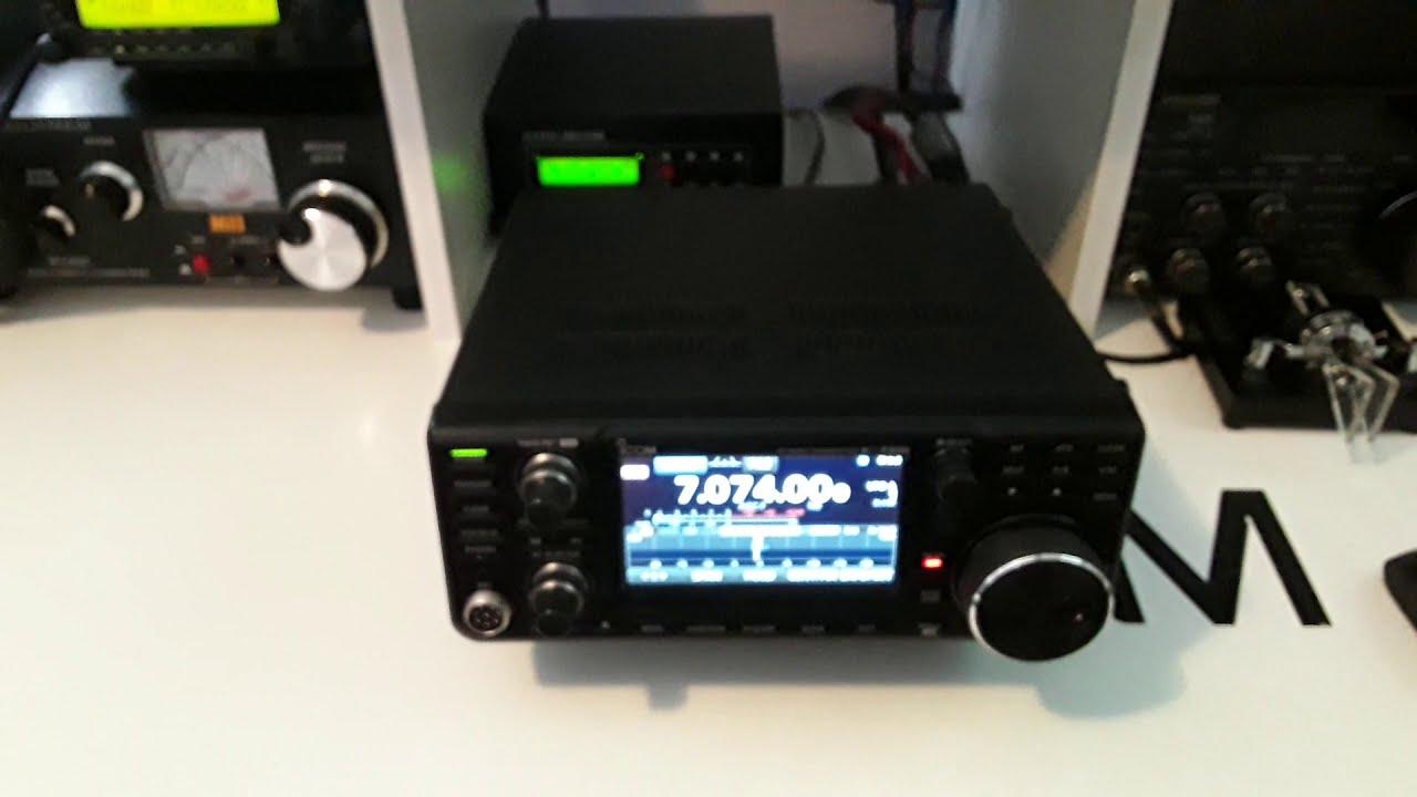 Instalación, configuración y uso del FT8 con una ICOM IC7300