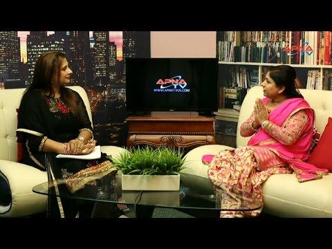 ਸ਼ਖਸ ਅਤੇ ਸ਼ਖਸੀਅਤ - Baljinder Kaur interviews woman entrepreneur Surinder Sandhu