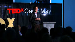 Re-creation of service: Curtis Bashaw at TEDxCapeMay 2012 - Recreation and Re-creation