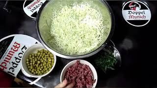 Хрустящий салат ,,Днестр.,,