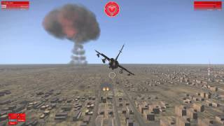 Arma 3: GR4 Tornado... Nuke Them From Orbit, Its the Only Way.