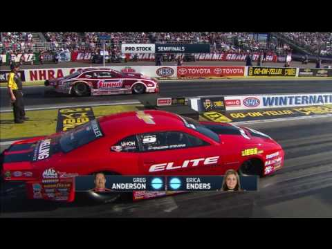 NHRA Today: In the driver's seat with Erica Enders