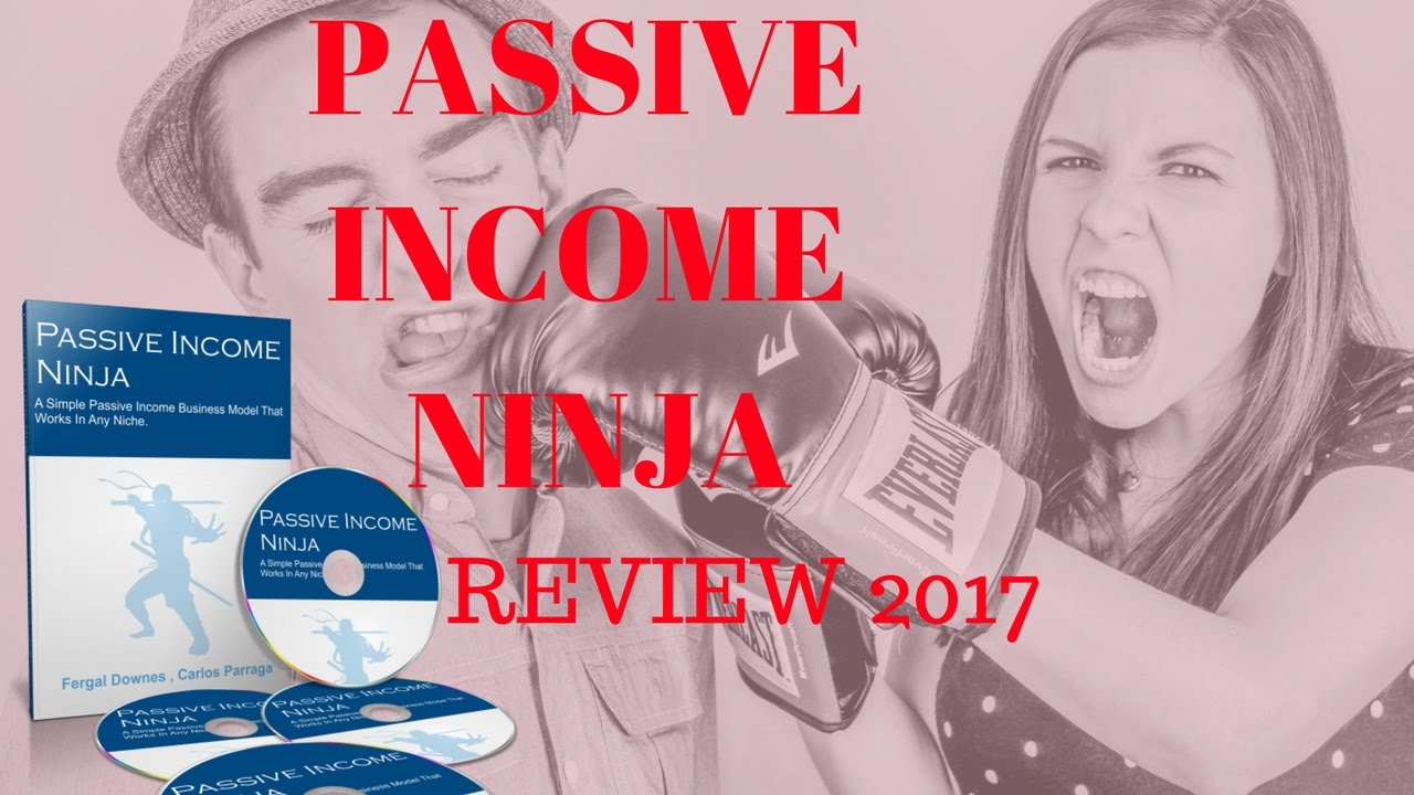 Passive Income Ninja Review - YouTube