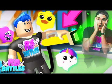 GHOST SIMULATOR NOOB CHALLENGE! *Loser gives up a GODLY PET* (Roblox Battles)