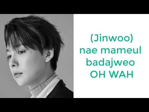 WINNER - REALLY REALLY (Romanization Lyrics)