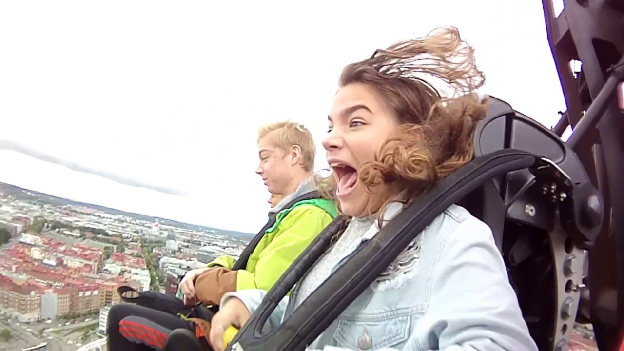 AtmosFear, the tallest free fall attraction in Europe