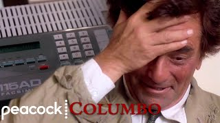 Columbo Doesn't Understand the Fax Machine   Columbo