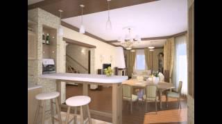 Дизайн кухни совмещённой с гостиной видео, фото, идеи(Читать статью про дизайн кухни совмещённой с гостинной http://tinyurl.com/lsl5t7j Дизайн кухни совмещённой с гостиной..., 2014-04-28T22:07:40.000Z)