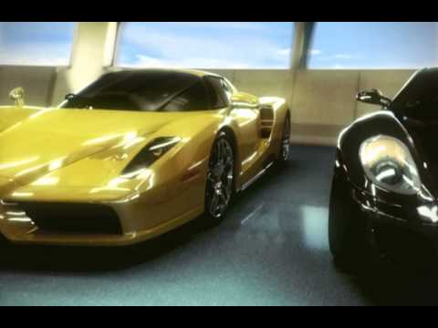 Ferrari GT - iPhone/iPod touch 3D cinematic by Gameloft