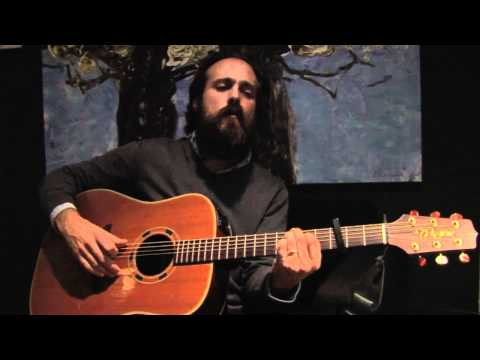 Iron and Wine - Tree By The River (Live)
