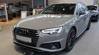 2019 Audi A4 Avant 40 TDI S tronic S Line Black | -[Audi.view]-