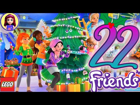 Day 22 Lego Friends Advent Calendar 2019