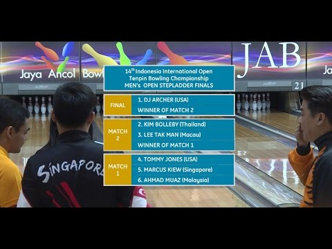 14th IIOTBC 2016 - MEN'S STEPLADDER FINAL