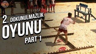 2. Dokunulmazlık Oyunu 1. Part | 14. Bölüm | Survivor Türkiye - Yunanistan
