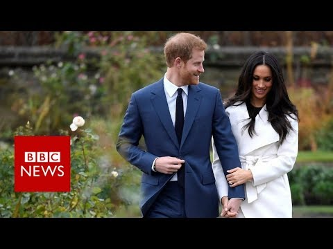 Prince Harry and Meghan Markle reveal royal wedding details – BBC News