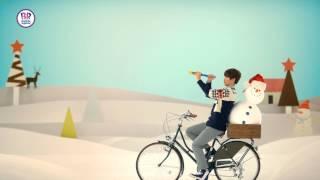 EXO-K_백현편_OPEN YOUR ICE CREAM CAKE_배스킨라빈스_X-MAS CF