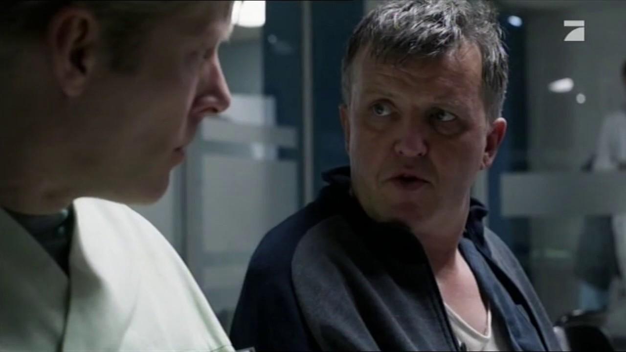 """Kreutzer kommt ins Krankenhaus "" mit Moritz Berg"