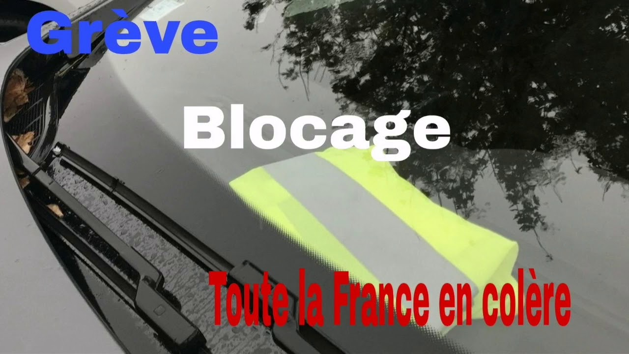17 novembre 2018 blocage totale de la france youtube. Black Bedroom Furniture Sets. Home Design Ideas