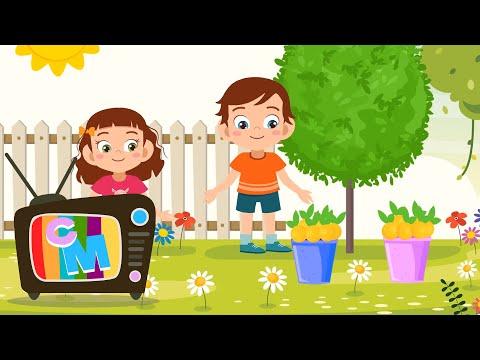 Copacelul  – Clopotelul Magic – cantece de primavara pentru copii  – Cantece pentru copii in limba romana