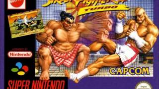 Street Fighter II Turbo (SNES) - Sagat Theme