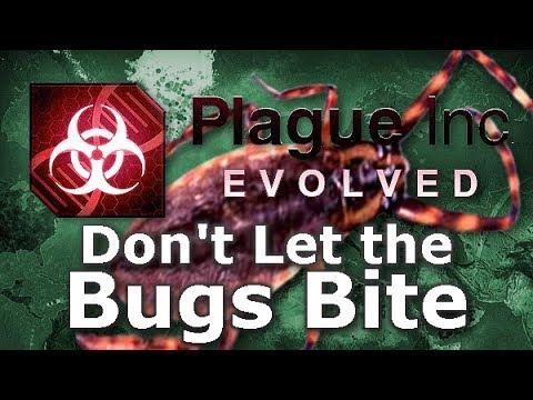 Plague Inc: Custom Scenarios  Dont Let the Bugs Bite
