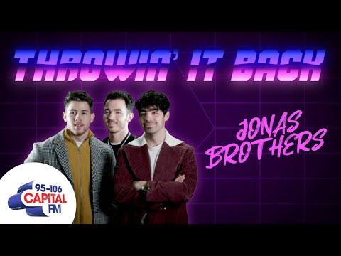 Throwin' It Back: Jonas Brothers
