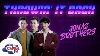 Jonas Brothers: Throwin' It Back | Capital