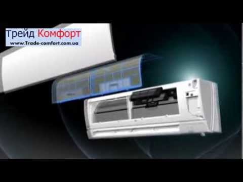 mitsubishi electric deluxe inverter 2013 msz fh25ve youtube. Black Bedroom Furniture Sets. Home Design Ideas