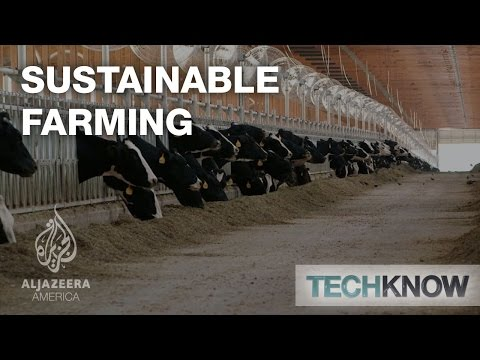 Sustainable Farming - TechKnow