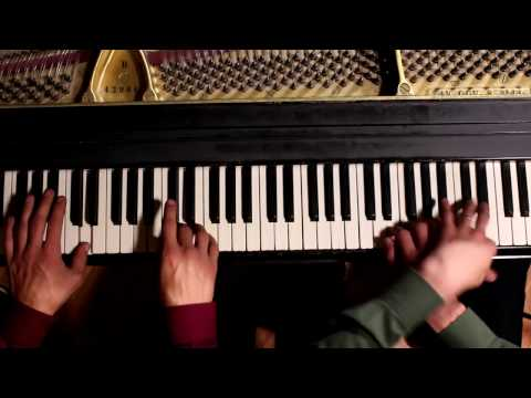 Ukrainian Bell Carol Epic Piano Duet - Sound Sketch