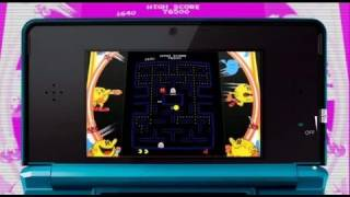 Pac-Man & Galaga Dimensions : 3D Gameplay video