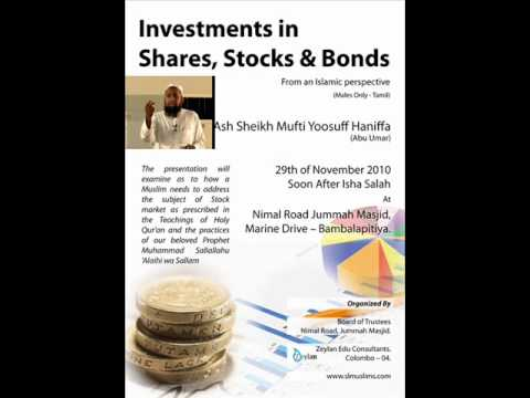 Investment In Stock Market Shares & Bond Day 01