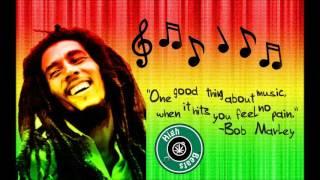 Bob Marley - Don't worry be Happy (Lyrics)