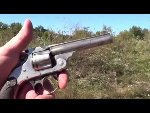 S&W 32 DA 4th Model Top Break Revolver