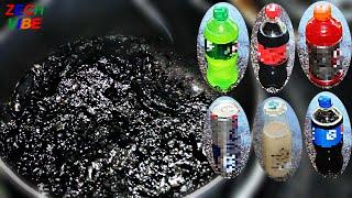 What Happens If You Boil Coke vs Starbucks vs Redbull vs Gatorade vs Pepsi vs Mountain Dew SugarTest