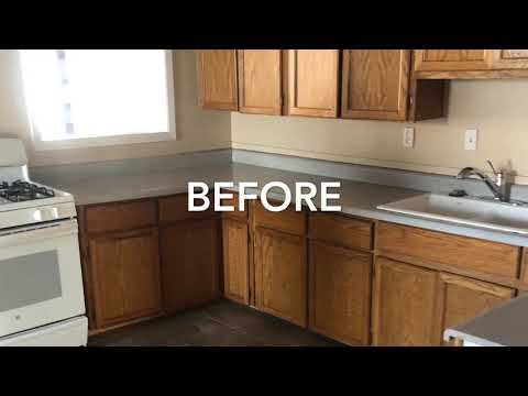Kitchen Makeover on a Budget. (Cost in description)