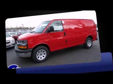 New 2013 Chevrolet Express 1500 - StockID: 6-87658 - Hank Graff Davison, Flint Chevy Dealer