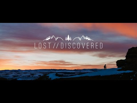 LOST // DISCOVERED: Desolate Places