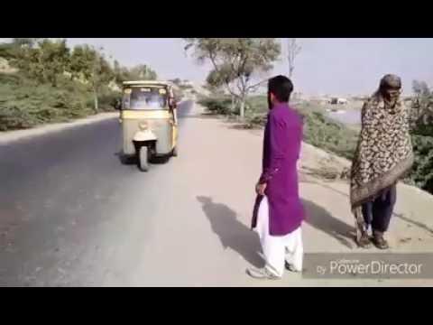 Daky rashka wala or bewakoof  pathan