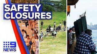 Coronavirus: Lockdown measures stay, debate as schools reopen