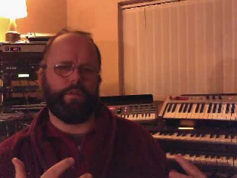 The philosophy behind the music; introduction to