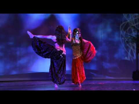 Odissi Fusion from LIVE FROM SHANGHAI BELLYDANCE SUPERSTARS